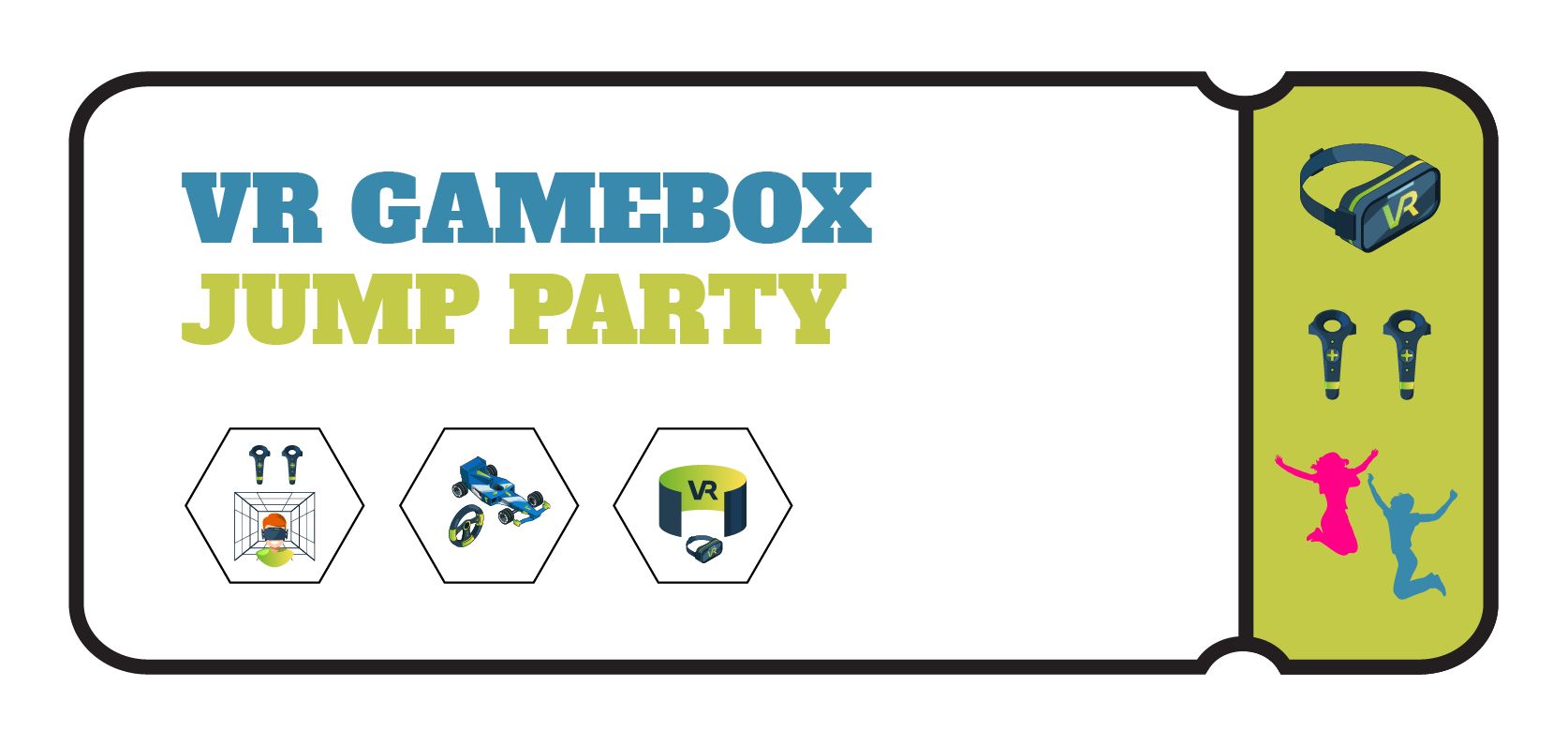 VR GAME BOX Jumpparty JUMPSKILLZ@4x